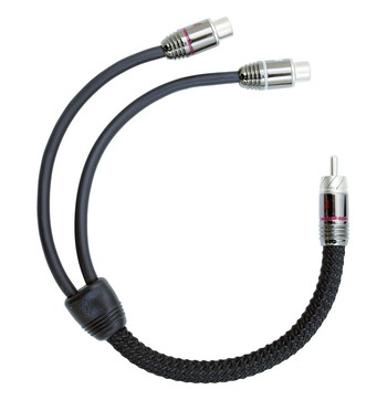 FOUR Connect 4-800358 STAGE3 RCA-haaroitin 1M - 2F kuva