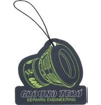 Ground Zero Car Freshener Aquarelle kuva