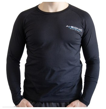 AI-Sonic XXXL Long sleeve kuva