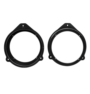 ACV Speaker rings Ø 165 mm Audi / Saab / Seat door front/rear 430825 kuva
