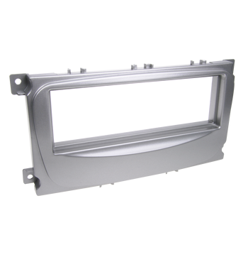 ACV 1-DIN facia plate Ford silver 100680 kuva